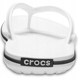 Crocs slippers Crocband Flip white 11033 100 4