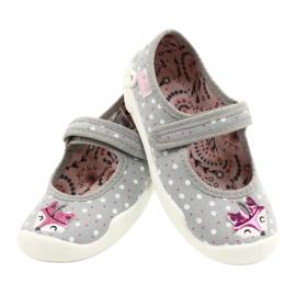 Girls' Ballerinas BLANCA BEFADO 114X425 white pink grey 3