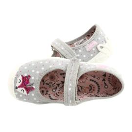 Girls' Ballerinas BLANCA BEFADO 114X425 white pink grey 4