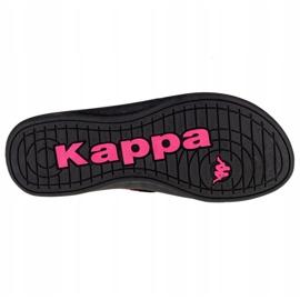 Kappa Lagoon W 242484-1122 flip-flops black violet 3