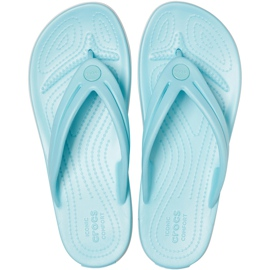 Crocs Women's Slippers Crocband Flip blue 206100 4O9 1