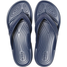 Crocs Classic Ii Flip slippers navy blue 206119 410 1