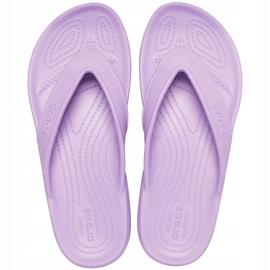 Crocs Women's Classic Ii Flip slippers purple 206119 5PR violet 1