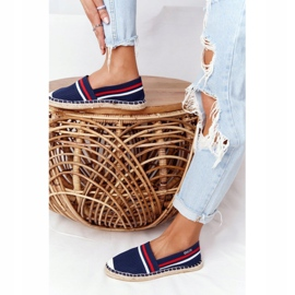 Big Star Tommy espadrilles white red navy 2
