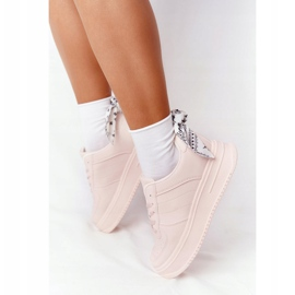 PS1 Women's Sport Shoes On The Platform Pink This Is Me 2