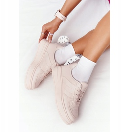 PS1 Women's Sport Shoes On The Platform Pink This Is Me 5