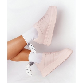PS1 Women's Sport Shoes On The Platform Pink This Is Me 1