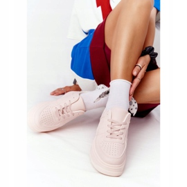PS1 Women's Sport Shoes On The Platform Pink This Is Me 4