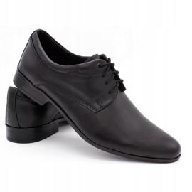 Lukas Men's formal shoes 263LU black 4