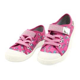 Befado children's shoes 251X167 pink silver 2