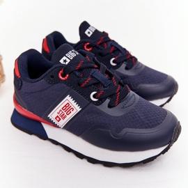 Children's Sport Shoes Memory Foam Big Star HH374171 Navy Blue 2
