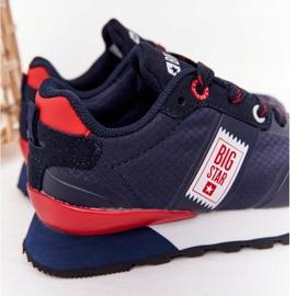 Children's Sport Shoes Memory Foam Big Star HH374171 Navy Blue 1