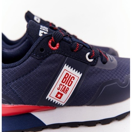 Children's Sport Shoes Memory Foam Big Star HH374171 Navy Blue 5