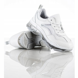 Goodin Leather Sneakers white 1