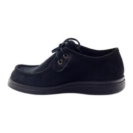Shoes for diabetics Befado 871D004 black 2