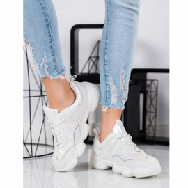 Kylie Stylish Sport Shoes white 2