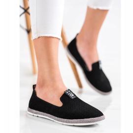 Filippo Casual Leather Slipons black 3