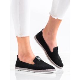 Filippo Casual Leather Slipons black 4