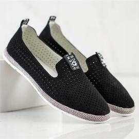 Filippo Casual Leather Slipons black 1