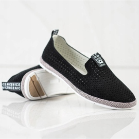 Filippo Casual Leather Slipons black 2