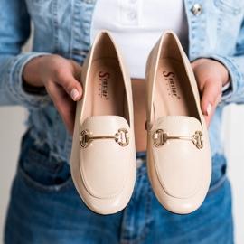 Seastar Elegant Loafers beige 2