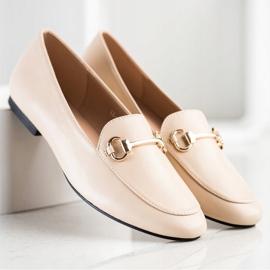 Seastar Elegant Loafers beige 1