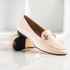 Seastar Elegant Loafers beige 4