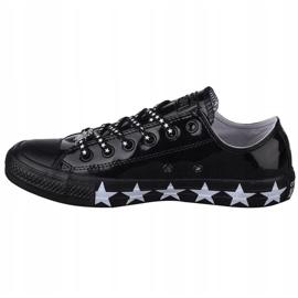 Converse Chuck Taylor All Star Miley Cyrus W 563720C black 1