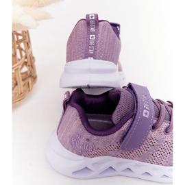 Children's Sport Shoes Sneakers Big Star HH374183 Violet 5
