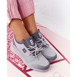 NEWS Women's Sport Shoes Comfort Foam Gray The Best grey 4