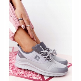 NEWS Women's Sport Shoes Comfort Foam Gray The Best grey 3