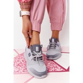 NEWS Women's Sport Shoes Comfort Foam Gray The Best grey 7