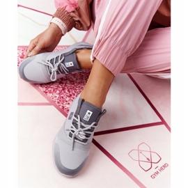NEWS Women's Sport Shoes Comfort Foam Gray The Best grey 1