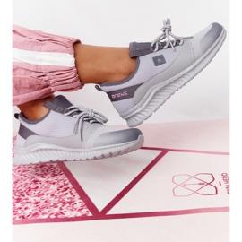 NEWS Women's Sport Shoes Comfort Foam Gray The Best grey 5