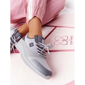 NEWS Women's Sport Shoes Comfort Foam Gray The Best grey 6