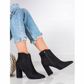 Seastar Sexy boots with jets black 1