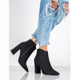 Seastar Sexy boots with jets black 4