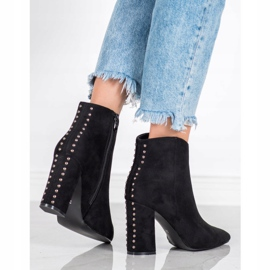 Seastar Sexy boots with jets black 5