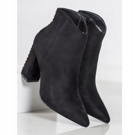 Seastar Sexy boots with jets black 3