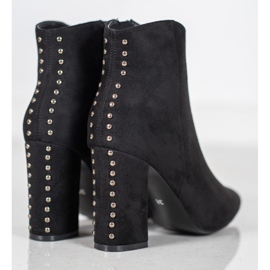 Seastar Sexy boots with jets black 6