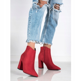 Seastar Sexy boots with jets red 5