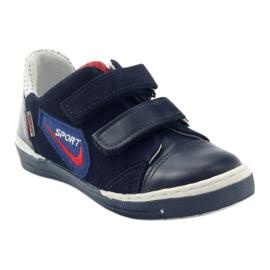 Shoes boys sports Zarro 85/02 gr white red multicolored 1