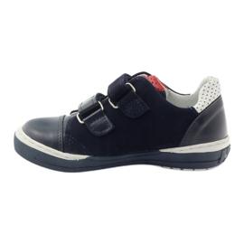 Shoes boys sports Zarro 85/02 gr white red multicolored 2