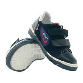 Shoes boys sports Zarro 85/02 gr white red multicolored 3