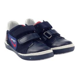 Shoes boys sports Zarro 85/02 gr white red multicolored 4