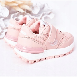 Apawwa Children's Sport Shoes Sneakers Pink Skatepark 1