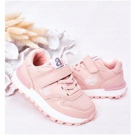 Apawwa Children's Sport Shoes Sneakers Pink Skatepark 4