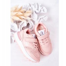 Apawwa Children's Sport Shoes Sneakers Pink Skatepark 5