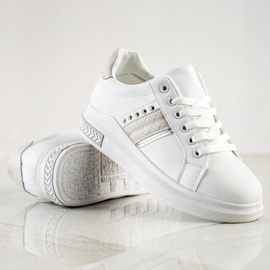 SHELOVET Casual Sneakers white 1