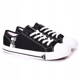 Men's Black Big Star HH174323 Sneakers 5